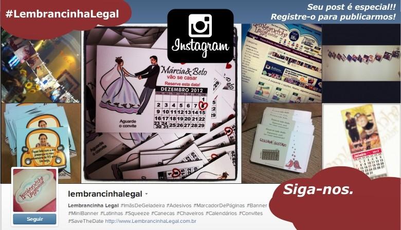 Seu post é especial!! Registre-o para publicarmos! #LembrancinhaLegal